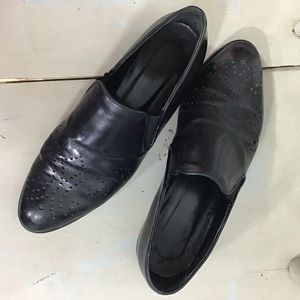 Joan & David Leather Loafers 8.5